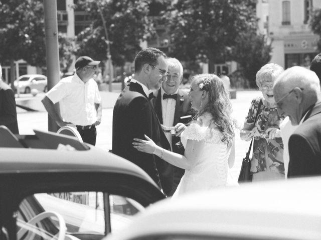Le mariage de Sébastien et Aline à Montluçon, Allier 2