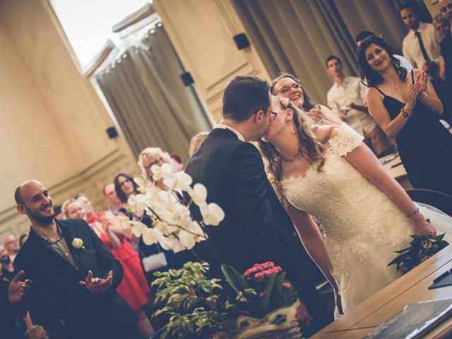 Le mariage de Sébastien et Aline à Montluçon, Allier 4