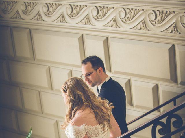 Le mariage de Sébastien et Aline à Montluçon, Allier 5