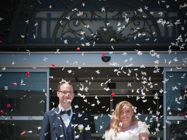 Le mariage de Sébastien et Aline à Montluçon, Allier 6
