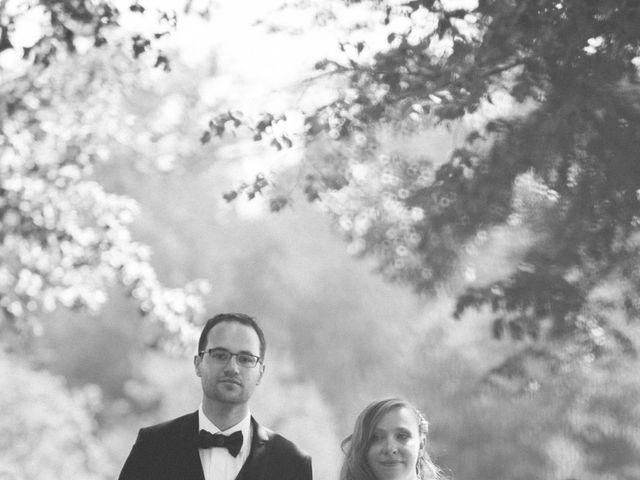 Le mariage de Sébastien et Aline à Montluçon, Allier 7