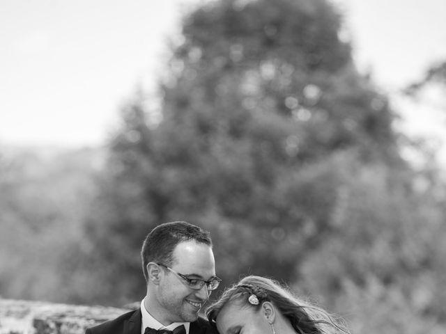 Le mariage de Sébastien et Aline à Montluçon, Allier 8