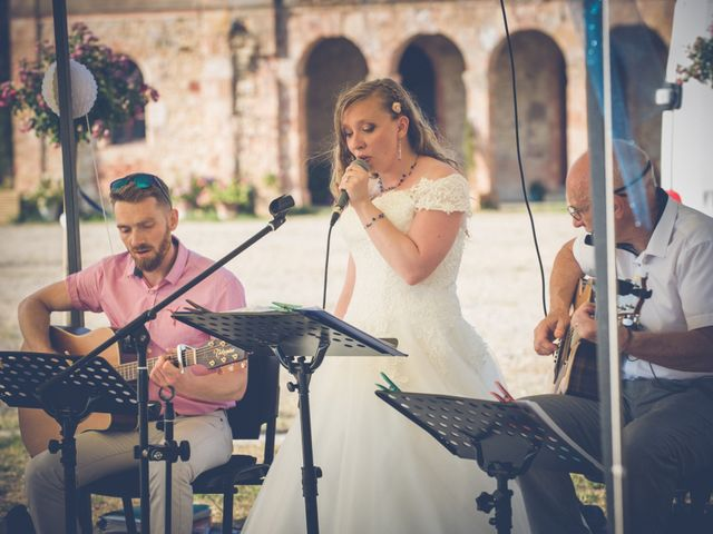 Le mariage de Sébastien et Aline à Montluçon, Allier 9