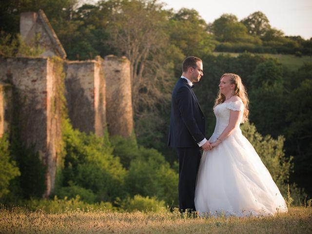 Le mariage de Sébastien et Aline à Montluçon, Allier 11