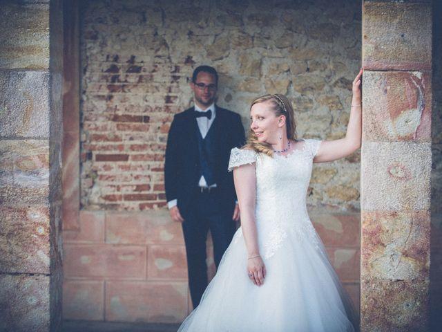 Le mariage de Sébastien et Aline à Montluçon, Allier 21