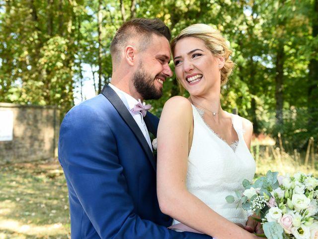 Le mariage de Charlène et Armand