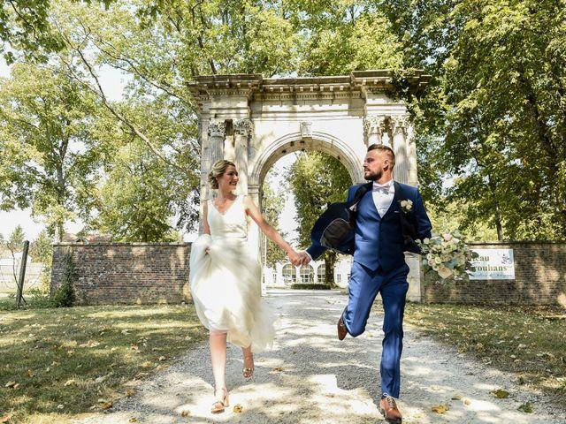 Le mariage de Armand et Charlène à Trouhans, Côte d'Or 21