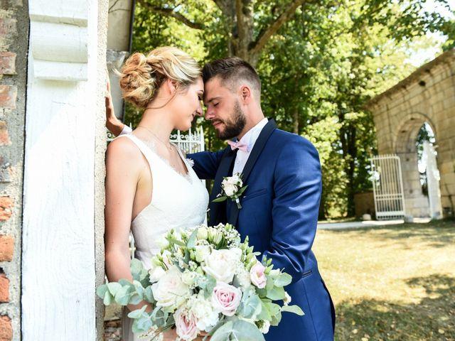 Le mariage de Armand et Charlène à Trouhans, Côte d'Or 22