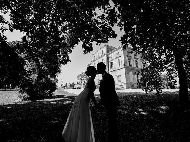 Le mariage de Armand et Charlène à Trouhans, Côte d'Or 31