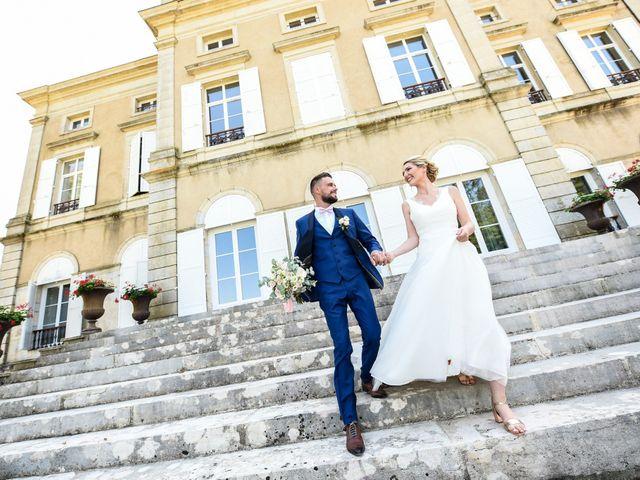 Le mariage de Armand et Charlène à Trouhans, Côte d'Or 32