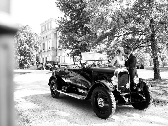 Le mariage de Armand et Charlène à Trouhans, Côte d'Or 33