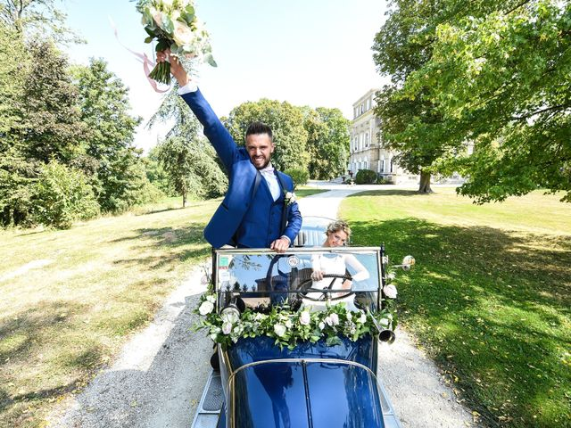 Le mariage de Armand et Charlène à Trouhans, Côte d'Or 34