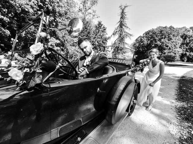 Le mariage de Armand et Charlène à Trouhans, Côte d'Or 35