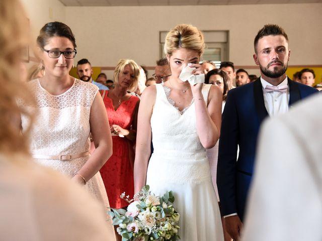 Le mariage de Armand et Charlène à Trouhans, Côte d'Or 36