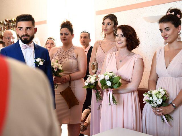 Le mariage de Armand et Charlène à Trouhans, Côte d'Or 37