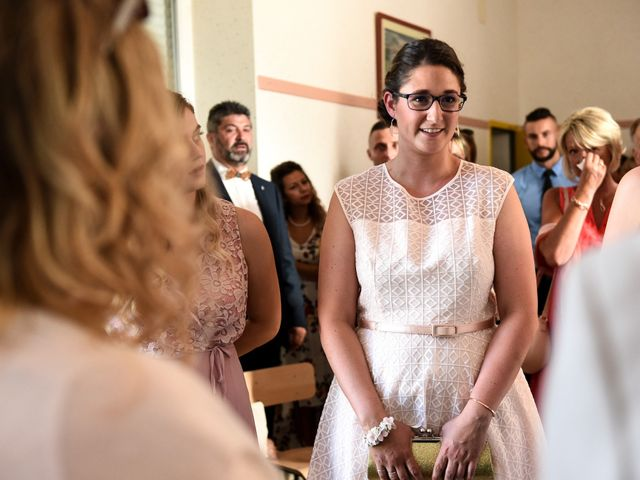 Le mariage de Armand et Charlène à Trouhans, Côte d'Or 38