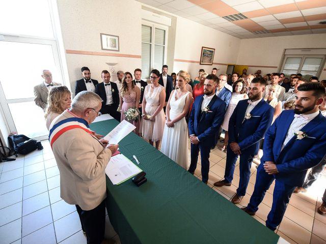 Le mariage de Armand et Charlène à Trouhans, Côte d'Or 40