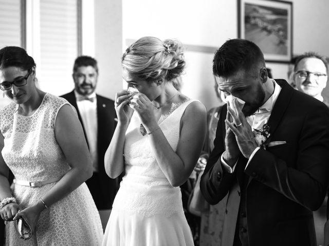 Le mariage de Armand et Charlène à Trouhans, Côte d'Or 42