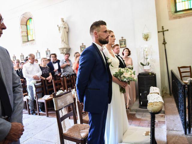 Le mariage de Armand et Charlène à Trouhans, Côte d'Or 48
