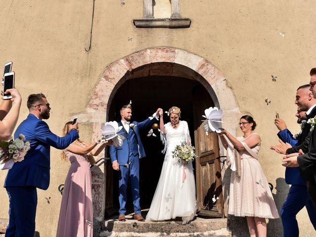 Le mariage de Armand et Charlène à Trouhans, Côte d'Or 61