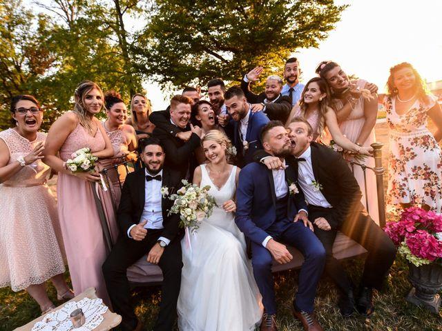Le mariage de Armand et Charlène à Trouhans, Côte d'Or 69