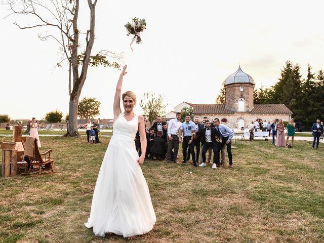 Le mariage de Armand et Charlène à Trouhans, Côte d'Or 73