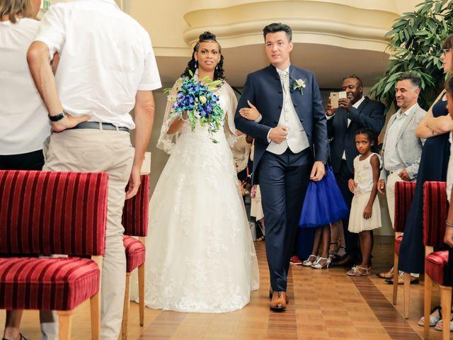 Le mariage de Rémy et Ornella à Poissy, Yvelines 23