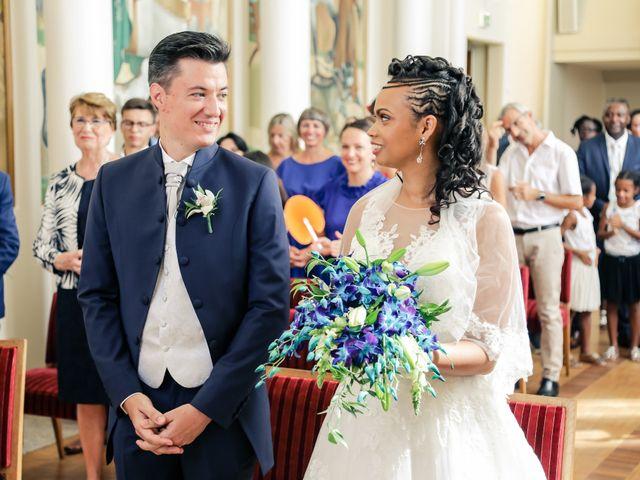 Le mariage de Rémy et Ornella à Poissy, Yvelines 38