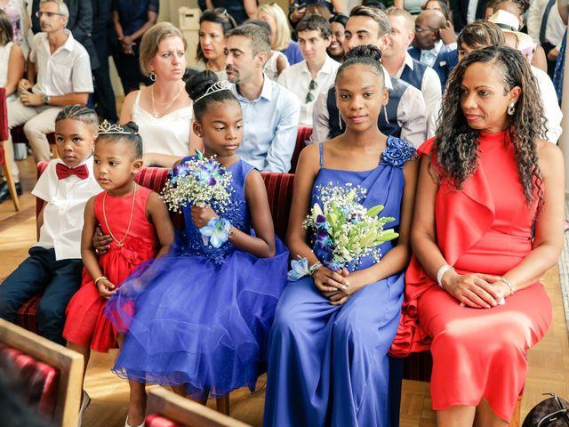 Le mariage de Rémy et Ornella à Poissy, Yvelines 39