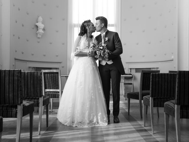 Le mariage de Rémy et Ornella à Poissy, Yvelines 47