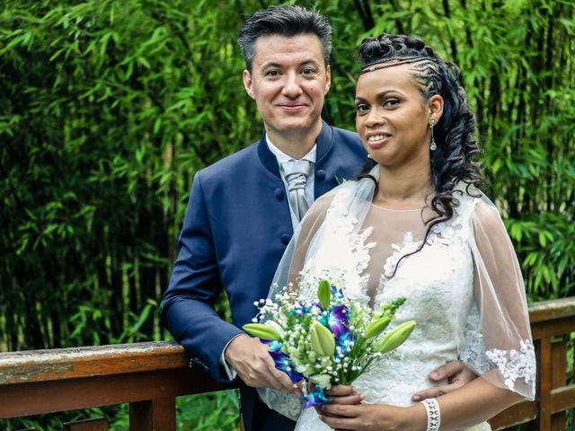 Le mariage de Rémy et Ornella à Poissy, Yvelines 55