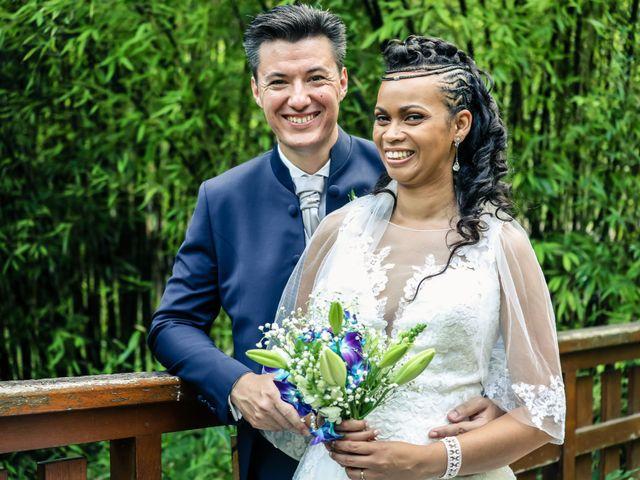 Le mariage de Rémy et Ornella à Poissy, Yvelines 56