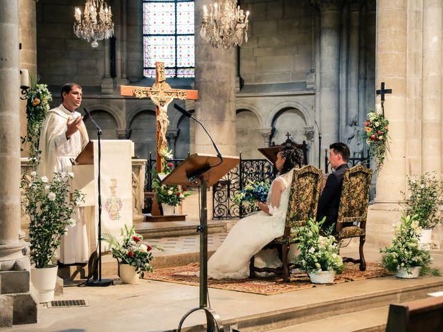 Le mariage de Rémy et Ornella à Poissy, Yvelines 77