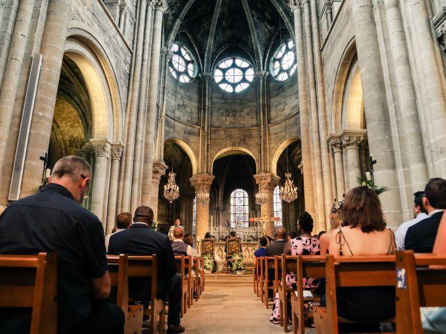 Le mariage de Rémy et Ornella à Poissy, Yvelines 78