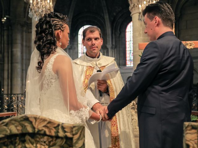 Le mariage de Rémy et Ornella à Poissy, Yvelines 86