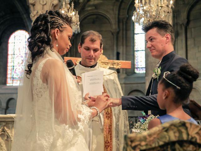 Le mariage de Rémy et Ornella à Poissy, Yvelines 90