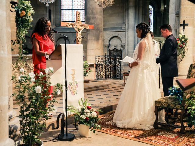 Le mariage de Rémy et Ornella à Poissy, Yvelines 96