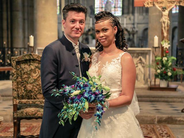 Le mariage de Rémy et Ornella à Poissy, Yvelines 97