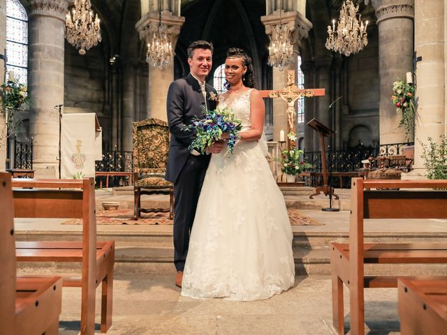 Le mariage de Rémy et Ornella à Poissy, Yvelines 98