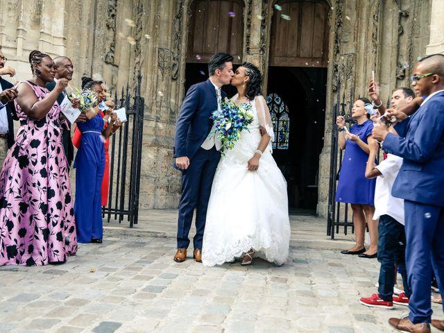 Le mariage de Rémy et Ornella à Poissy, Yvelines 100