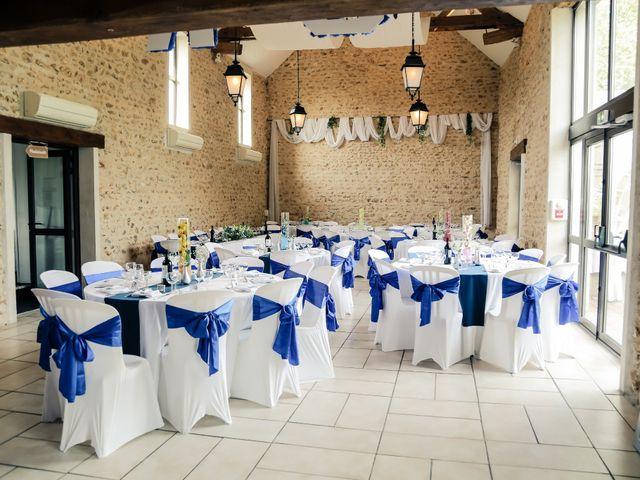 Le mariage de Rémy et Ornella à Poissy, Yvelines 107