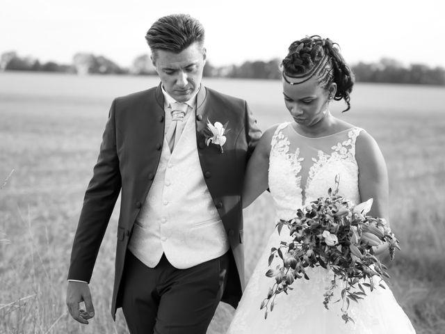 Le mariage de Rémy et Ornella à Poissy, Yvelines 124