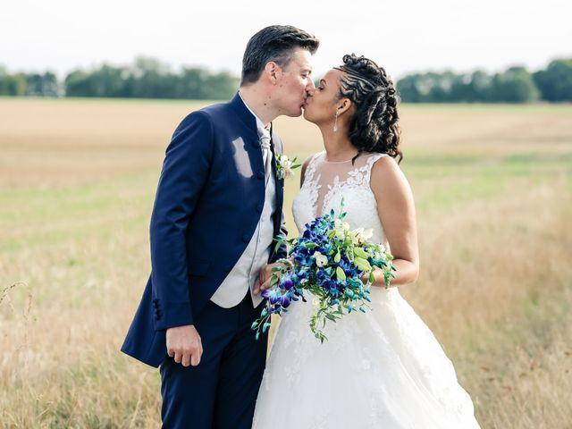 Le mariage de Rémy et Ornella à Poissy, Yvelines 125