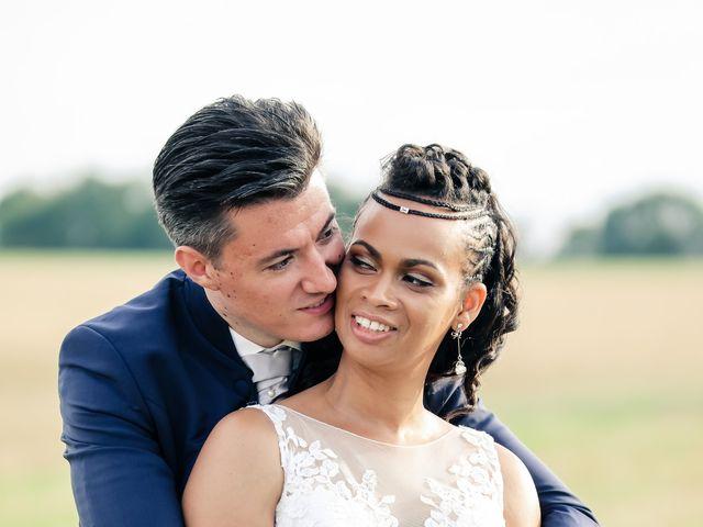 Le mariage de Rémy et Ornella à Poissy, Yvelines 126