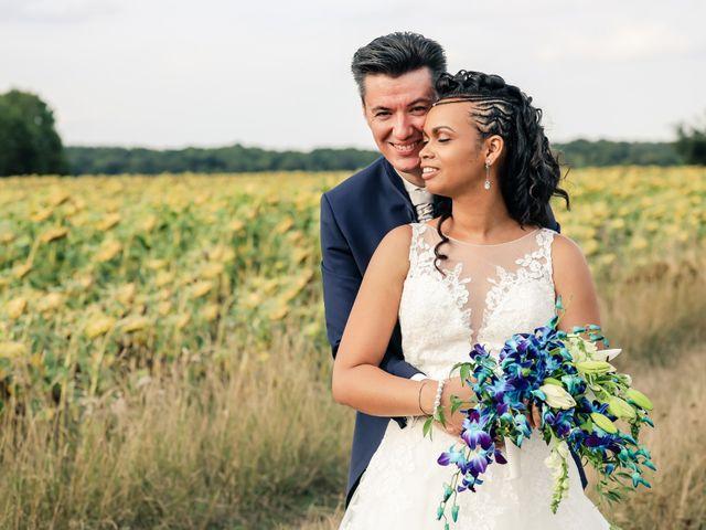 Le mariage de Ornella et Rémy
