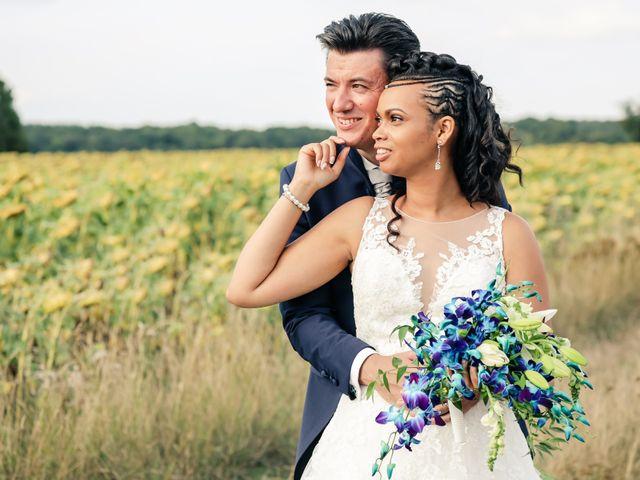Le mariage de Rémy et Ornella à Poissy, Yvelines 127