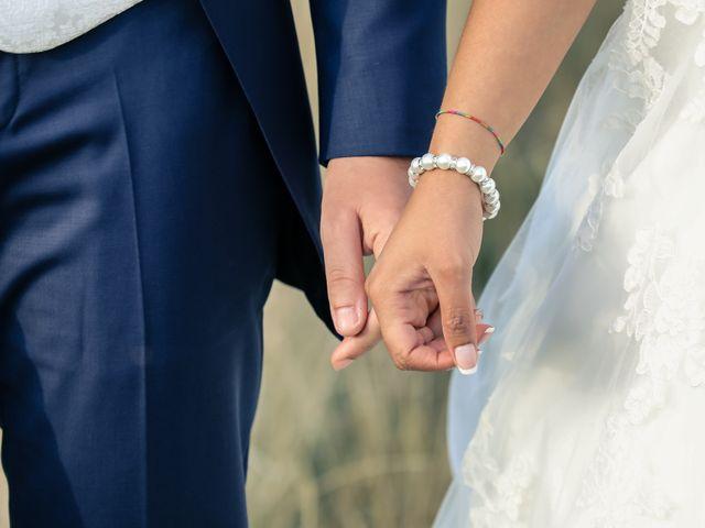 Le mariage de Rémy et Ornella à Poissy, Yvelines 133