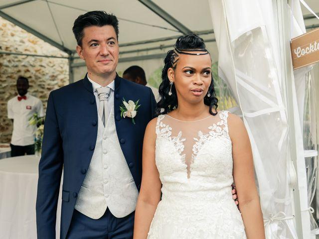 Le mariage de Rémy et Ornella à Poissy, Yvelines 136