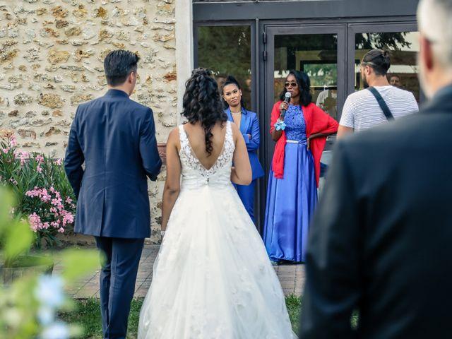 Le mariage de Rémy et Ornella à Poissy, Yvelines 146