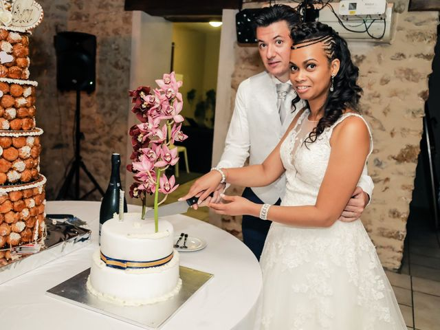 Le mariage de Rémy et Ornella à Poissy, Yvelines 168